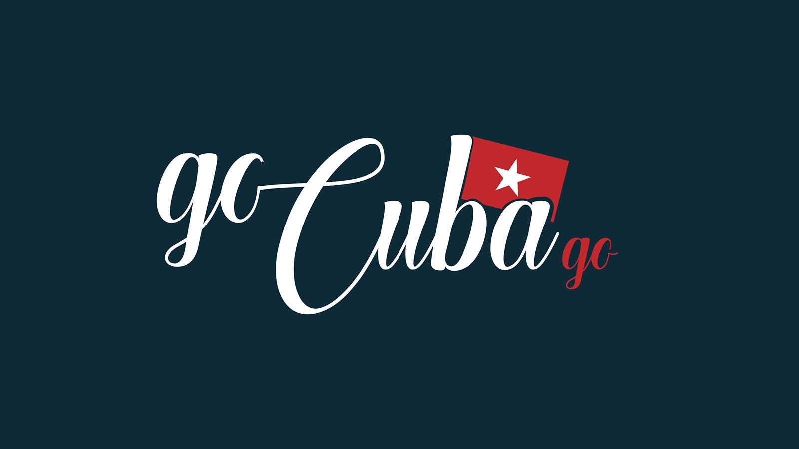 Go Cuba Go | gocubago.com | 2018 (Logo No 01) © echonet communication GmbH